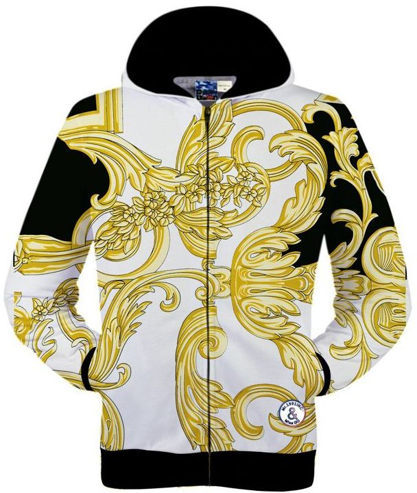 White and Gold Jackets