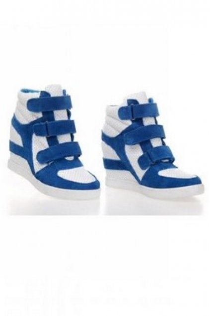 dae72b8a2ff5 Shoes    Sneakers    Suede Leather High Top Hidden Wedges Ankle ...