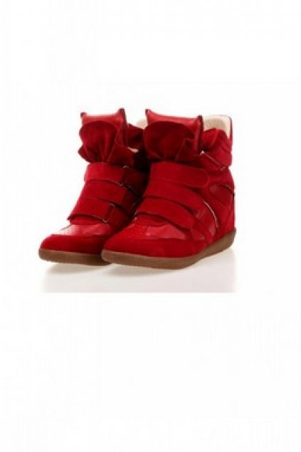 Top Hidden Wedges Ankle Boots Sneakers