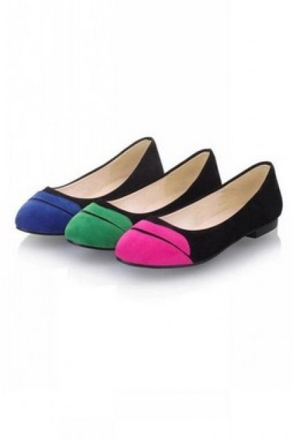 a41c6df9d5e1 Shoes    Flats    Faux Suede Leather Heart Shape Ballet Loafers Flats Shoes
