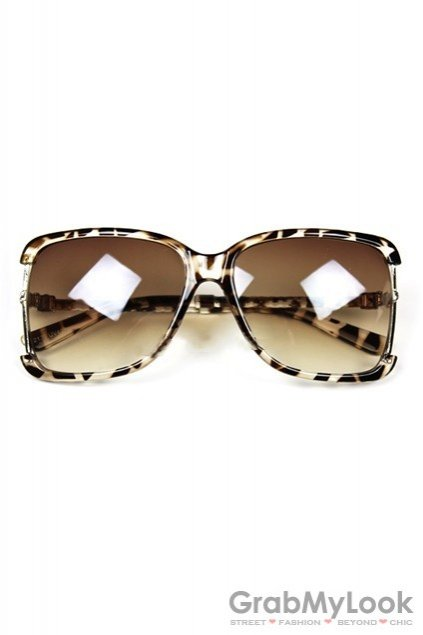 6e780393e03e Accessories :: Glasses :: Leopard Wild Animal Print Sunglasses Eyewear